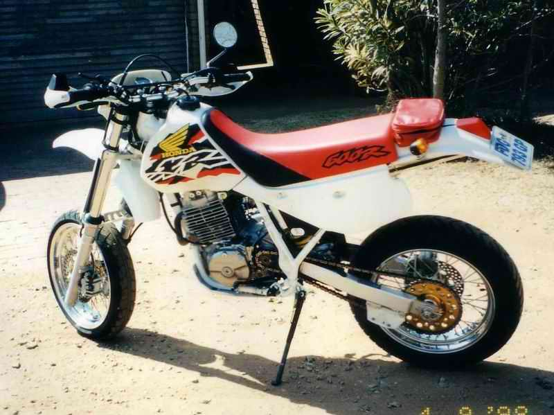 Xr600r Supermoto – Wonderful Image Gallery